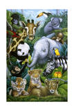 A Rare Occasion Giclee Print by Rusty Frentner
