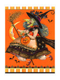 Witch Giclee Print by David Galchutt