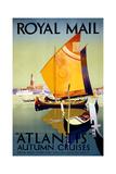 Atlantis Cruises Giclee Print