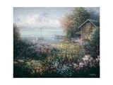 Bay's Domain Giclee Print by Nicky Boehme