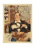 Absinthe Oxegenee Giclee Print