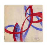 Amorpha Fugue in Two Colors II Giclee Print by Frantisek Kupka