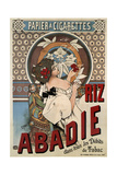 Abadie Cigs 1828 France Giclee Print