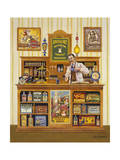 Apothecary Giclee Print by Lee Dubin
