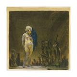 Admiration Giclee-trykk av Frantisek Kupka