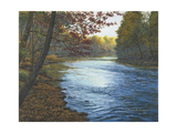 Autumn River Giclee Print by Bruce Dumas