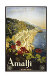 Amalfi Giclee Print