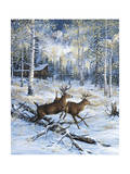 A Pair Giclee Print by Jeff Tift