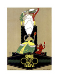 Ciprie Opso Parma Giclee Print