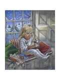 Christmas Wonder Giclee Print by Tricia Reilly-Matthews