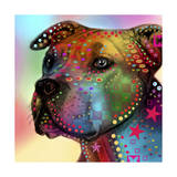 Dog 2 Giclee Print by Mark Ashkenazi