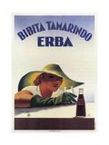 Bibita Tamarinda Soda Lámina giclée