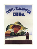 Bibita Tamarinda Soda Giclee Print