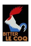 Bitter Coq Giclee Print