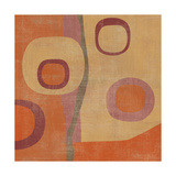 Abstract II Giclee Print by Erin Clark