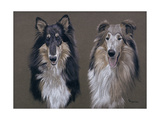 Dog Seven Giclee Print by Rusty Frentner