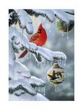 Christmas Companion Giclee Print by Wilhelm Goebel