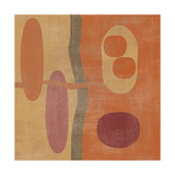 Abstract IV Giclee Print by Erin Clark