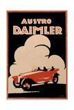 Daimler Giclee Print