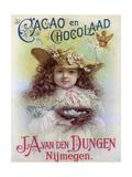 Cacao En Chocolaad Giclee Print