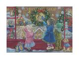 Christmas Blessings Reproduction procédé giclée par Tricia Reilly-Matthews