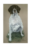Dog Five Giclee Print by Rusty Frentner