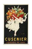 Cusenier Giclee Print