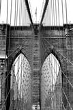 Brooklyn Bridge, NYC Photographic Print by Jeff Pica