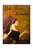Belle Femme Giclee Print