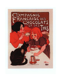 Compagnie Francise Giclee Print
