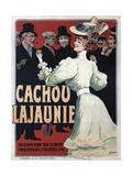 Cachou Lajaunie Confection Giclee Print