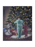 Christmas Morning Giclee Print by Tricia Reilly-Matthews