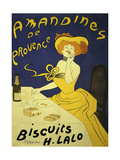 Biscuits Giclee Print