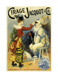 Cirage Jacquot Archival Giclee Print
