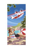 Catalina Giclee Print by Larry Hunter