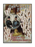 Buchner Tobacco Archival Giclee Print