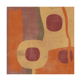 Abstract I Giclee Print by Erin Clark