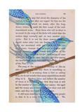 Cuckoo Giclee Print by Jane Wilson