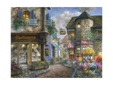 Bello Piazza Giclee Print by Nicky Boehme