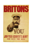 Britons Wants You Giclee Print
