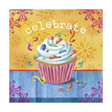 Cupcake Giclee Print by Fiona Stokes-Gilbert