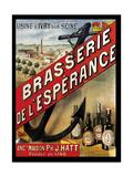 Brasserie de Esperance Giclee Print
