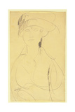 Amedeo Modigliani - Portrait of a Woman Giclee Print