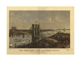Brooklyn Bridge Giclee Print