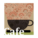 Cafe Giclee Print by Teofilo Olivieri