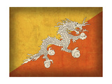 Bhutan Giclee Print by David Bowman