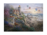 Charming Tranquility I Giclee Print by Nicky Boehme