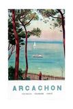 Arachon France Giclee Print