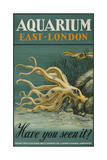 Aquarium, East-London Giclee Print