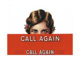 Callagain Giclee Print